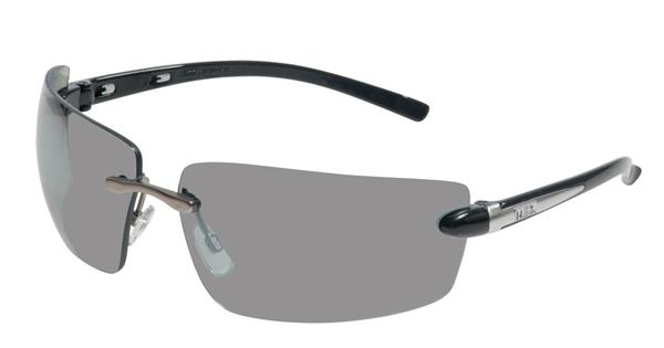 MSA ALASKA okuliare, strieborné zrkadlové sklá , Sightgard povrchová vrstva