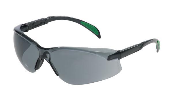 MSA BLOCKZ okuliare, dymové sklá Sightgard odolné voči poškriabaniu