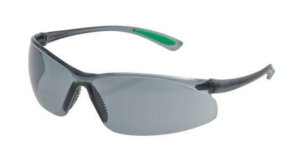 MSA Feather Fit okuliare, dymové sklá , Tuff Stuff povrchová vrstva