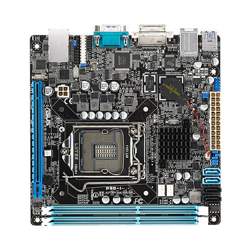 ASUS Serverboard P9D-I soc.1150 C222 DDR3 mini-ITX 2x GL