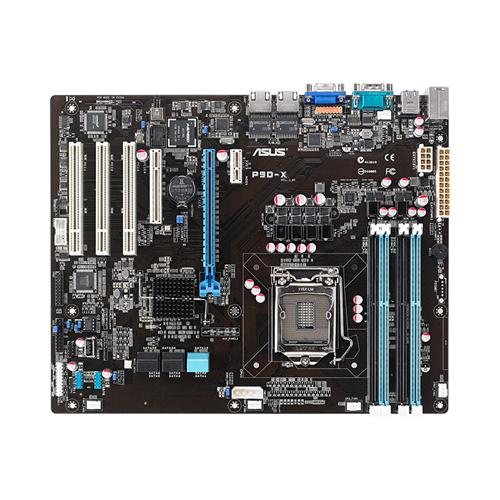 ASUS Serverboard P9D-X soc.1150 C222 DDR3 ATX 2x GL