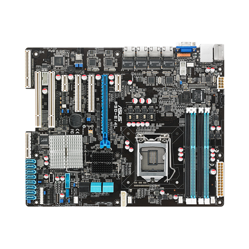 ASUS Serverboard P9D-E/4L soc.1150 C224 DDR3 ATX 2x GL