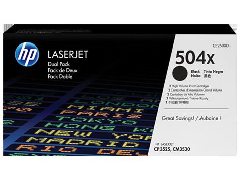 HP toner čierny pre Color LaserJet Dual pack