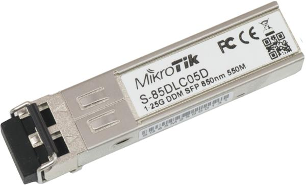 MIKROTIK SFP modul MM 850nm (550m)