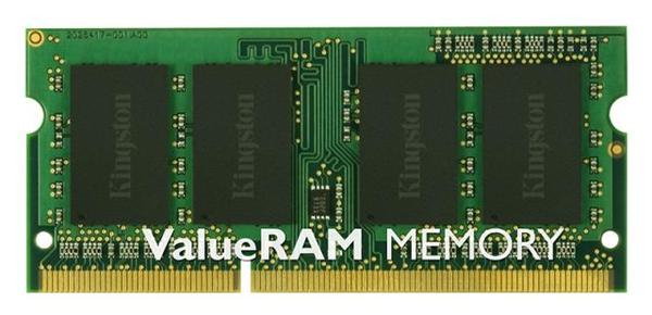 DDR 3 4 GB 1333MHz . SODIMM CL9, ....... Kingston