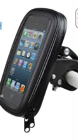 Cygnett BikeMount, univerzálny držiak na bicykel pre smartfóny s displejom do 4,5´´