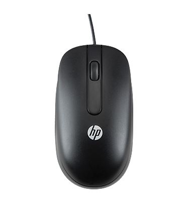 HP PS/2 scroll optical mouse