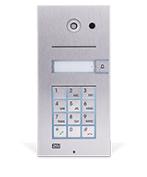 2N® Analog Vario, 1 tlačítko + klávesnice