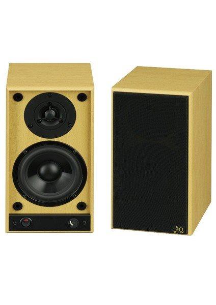 AQ M 22 - aktívne stereo Hi-Fi reproduktory - buk