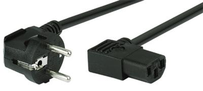 Kabel sieťový 220V/230V, 1.8m VDE