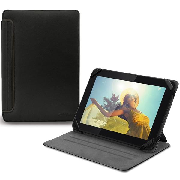 Canyon CNA-TCL0207B univerzálny obal/stojan pre 7´´ tablet s unikátnym rotačným mechanizmom, čierny