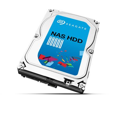 Seagate NAS HDD 4TB 5900RPM 64MB SATA III 6Gbit/s