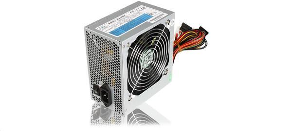 Eurocase zdroj 400W, 12cm ventilátor, APFC, bulk