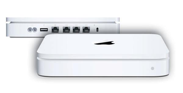 Apple Time Capsule - 2TB ( 802.11AC )