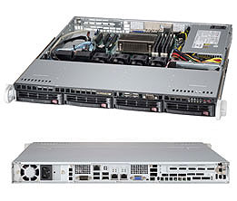 Supermicro Server SYS-5018D-MTRF 1U SP