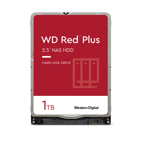 WD Red 2,5