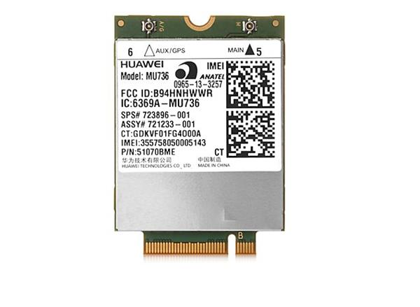 HP hs3110 HSPA+ Mobile Module