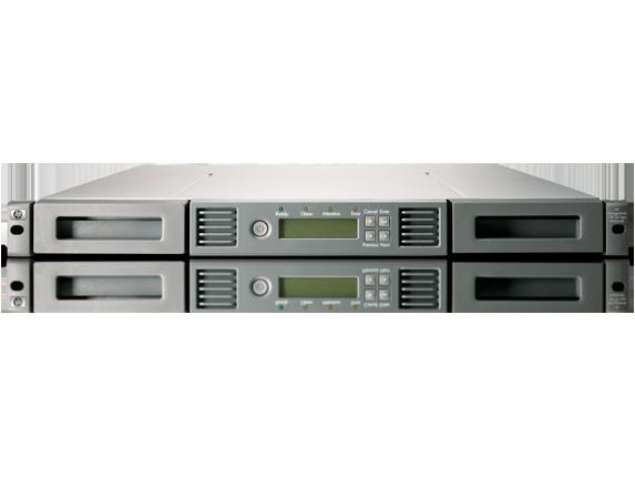HP 1/8 G2 LTO-6 Ult 6250 SAS Autoloader