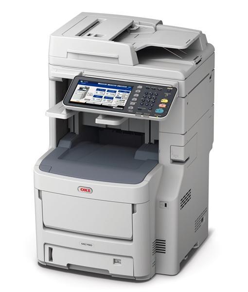 OKI MC780dfnfax farebna MFP A4 40-40str/min, 2GB RAM, COPY, SCAN, HDD, DUPLEX, FAX