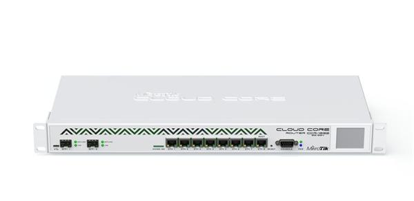 MIKROTIK RouterBOARD Cloud Core Router 1036-8G-2S+EM L6 (1,2GHz; 16GB RAM; 8xGLAN; 2x SFP+, USB) rack