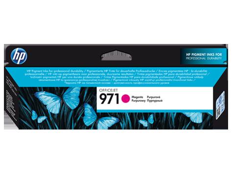 Purpurová atramentová kazeta HP Officejet 971