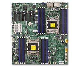 Supermicro Motherboard Xeon X9DRD-EF-B Dual socket R (LGA 2011) Intel® i350 Dual port GbE LAN
