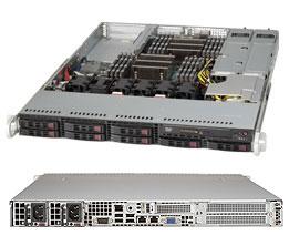 Supermicro Server SYS-1027R-72RFTP 1U DP