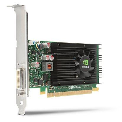 Grafická karta NVIDIA NVS 315 (1GB) PCIe x16, 2xDVI+2xVGA