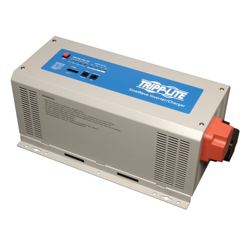 TrippLite POWERVERTER® Series 230V, 1000W PowerVerter APS INT Inverter/Charger with Pure Sine Wave Output