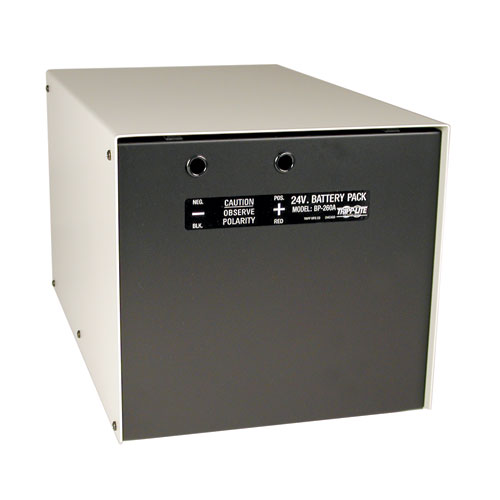 TrippLiteIdeal battery housing for use with Tripp Lite PowerVerter APS inverter/charger systems with a 12 or 24V DC syst