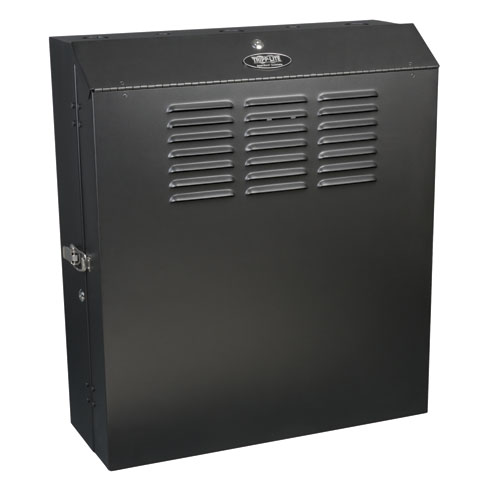 TrippLite SMARTRACK™ Series 5U Low-Profile Wall Mount Rack Enclosure Cabinet