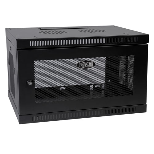 TrippLite SMARTRACK™ Series 6U Wall-Mount Rack Enclosure Cabinet