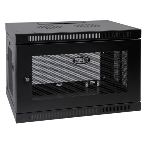 TrippLite SMARTRACK™ Series 9U Wall-Mount Rack Enclosure Cabinet