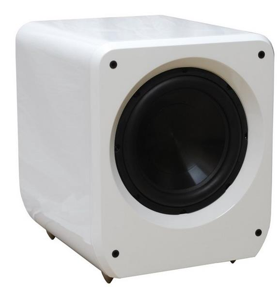 Taga Harmony PLATINUM SW-10 v.2 White High Gloss - Subwoofer