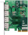 ARECA HBA 4x eSATA (3Gbit/s) eSATA - externí, PCI-E x4