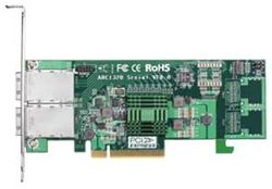 ARECA HBA 8x SAS 6Gbit/s (2x SFF-8088) Externí, PCI-E x8