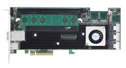 ARECA 16 Ports 6Gb/S SAS/SATA RAID Adapters (4xSFF-8087. 1xSFF-8088), 1GB DDR3, PCI-E x8, (Full profile)