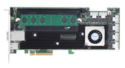ARECA 24 Ports 6Gb/S SAS/SATA RAID Adapters (6xSFF-8087,1xSFF-8088), 1GB DDR3, PCI-E x8 (full profile)