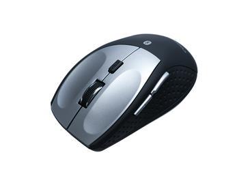 CONNECT IT bluetooth laserová myš MB2000, čierno-strieborná