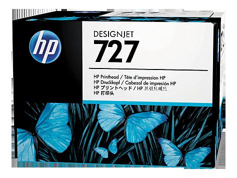 HP 727 Printhead