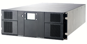 Tandberg StorageLibrary T40+, 24 Slots - LTO-5 HH SAS, 36TB / 72TB
