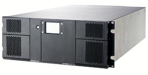 StorageLibrary T40+, 24 Slots - LTO-6 HH SAS, 60TB / 150TB
