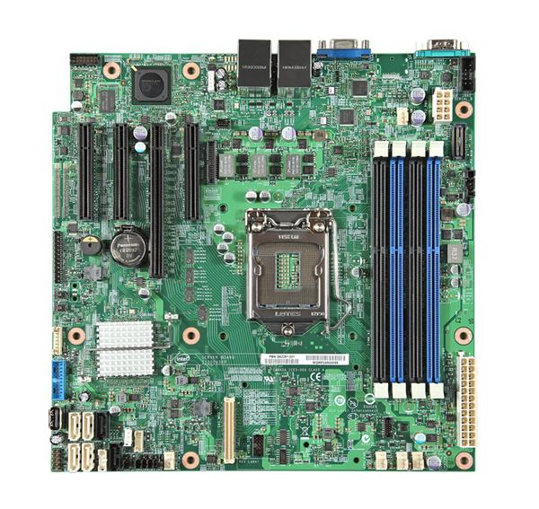 Intel® Server Board S1200V3RPL (Rainbow Pass) bulk