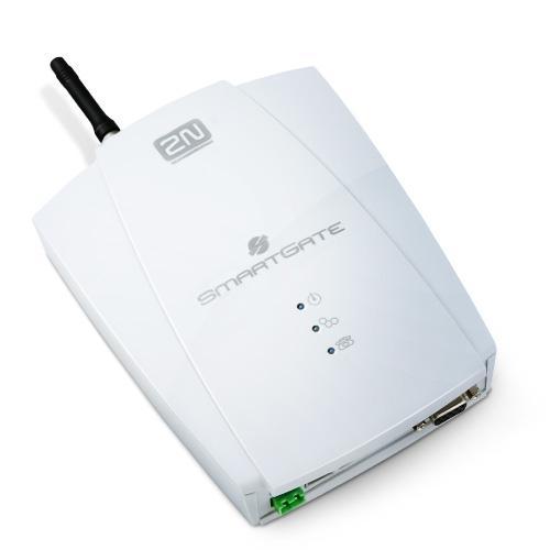 2N SmartGate 1xGSM, FXS port, FXO port, 100-240V/0,5A EU plug