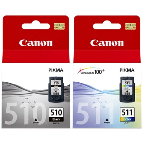 Canon cartridge PG-510 / CL-511 Multi pack