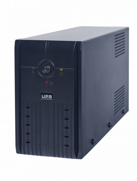East UPS 750VA LINE INTERACTIVE, 2x FR zásuvka, R11, USB data