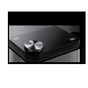 Creative SB X-Fi Surround 5.1 PRO USB, SBX