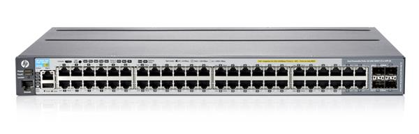 Aruba 2920 48G POE+ Switch 4 x SFP