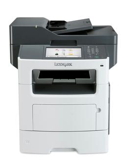 Lexmark MX611dhe, mono laser MFP, 47ppm, 1024MB, 800MHz, USB, GLan