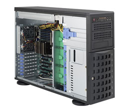 Supermicro workstation SYS-7047TRGR-F